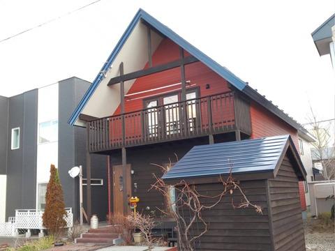 3 北海道 苫小牧 外壁 屋根 塗装 塗替え 補修 木部塗装 カラーシミュレーション