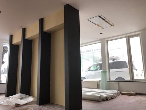 3 北海道 胆振 苫小牧 外壁 屋根 塗装 張替え 改修 テナント (1)