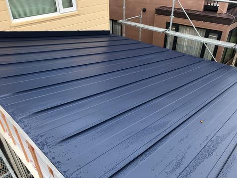 17 北海道 胆振 苫小牧 外壁 屋根 塗装 リフォーム 増築