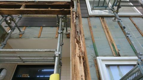 7 北海道 胆振 苫小牧 外壁 屋根 塗装 リフォーム 増築