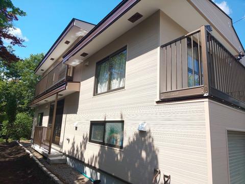 3 北海道 胆振 苫小牧 千歳 厚真 早来 追分 外壁 屋根 塗装 塗り替え 張替 葺き替え リフォーム