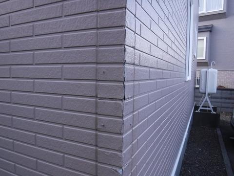 2 北海道 雨漏り 塗装工事 住宅塗装 外壁塗装 屋根塗装工事 けれん作業 高圧洗浄 苫小牧市塗装業者 北海道塗装業者