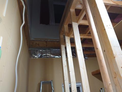 3 苫小牧市リフォーム工事 階段新設工事 苫小牧店舗改修工事 苫小牧住宅リフォーム工事